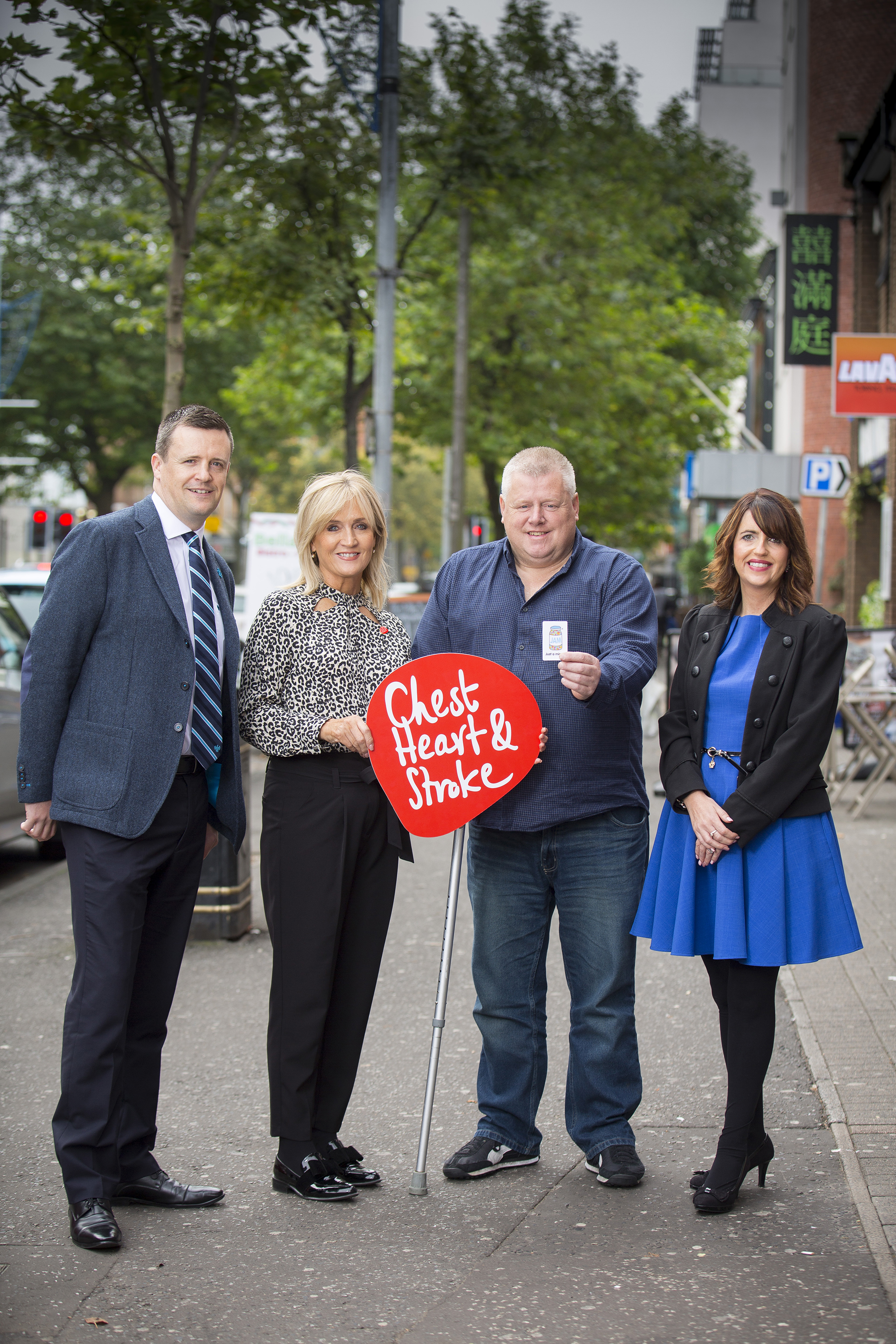 NOW Group teams up with Northern Ireland Chest Heart & Stroke