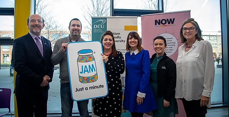 Dublin City University, Ireland's very first JAM Card Friendly university!