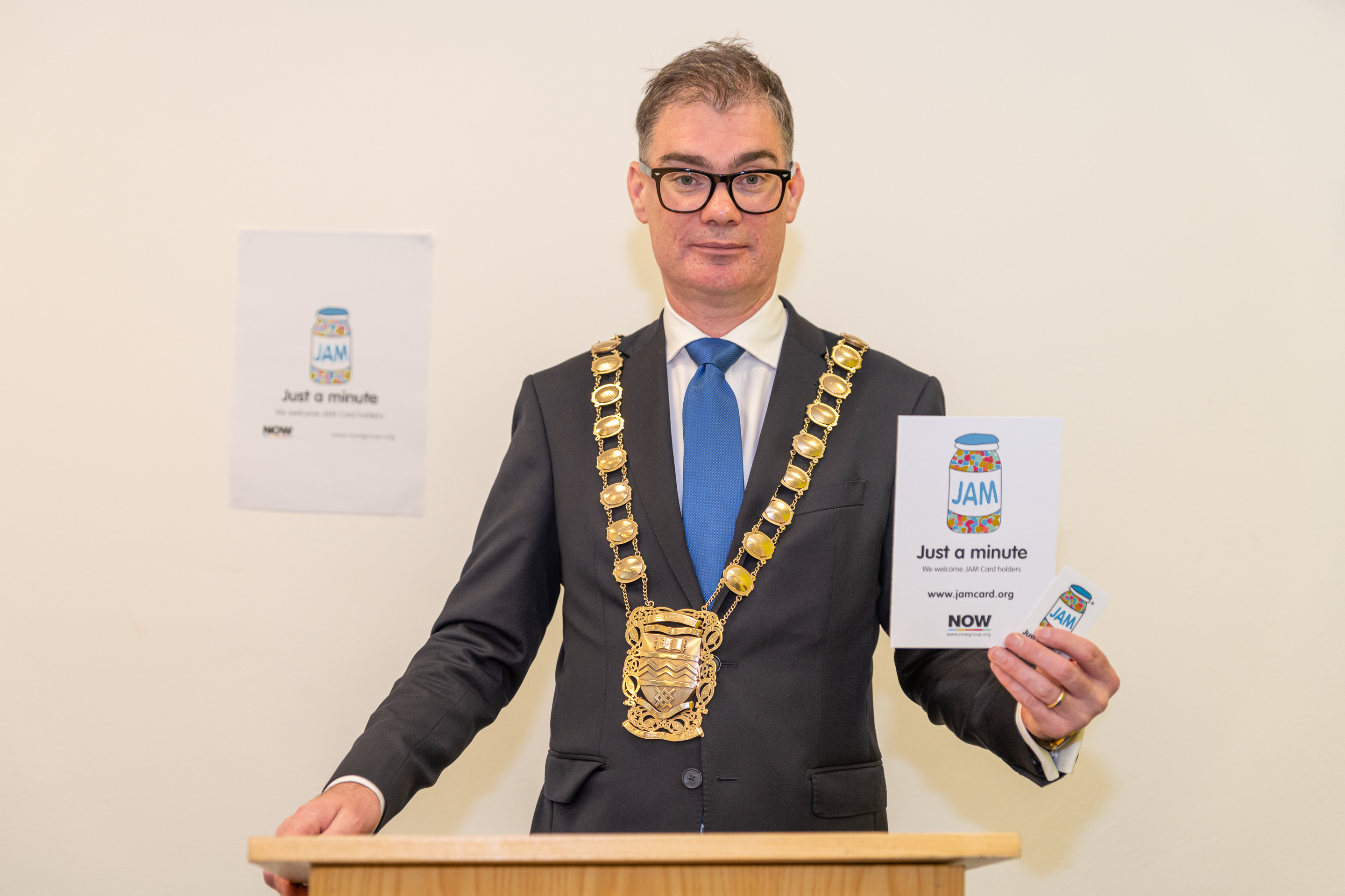 South Dublin County Council celebrates being the first JAM Card Friendly local authority in Ireland