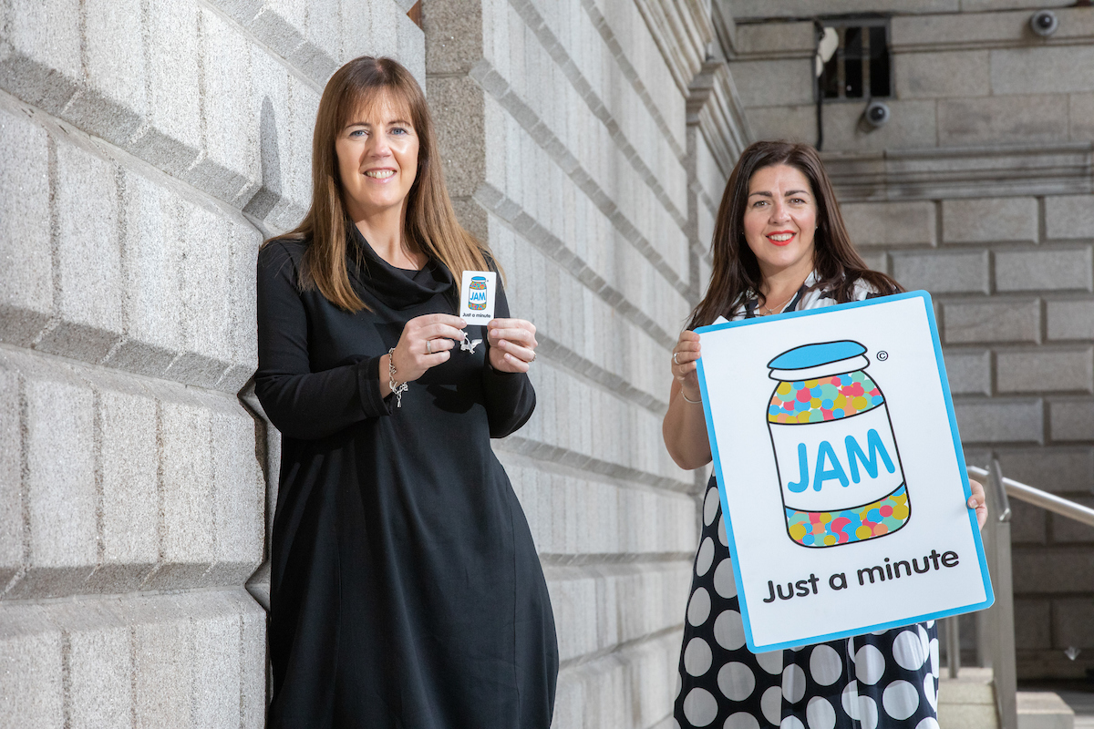Bank of Ireland is part of the JAM Card Family