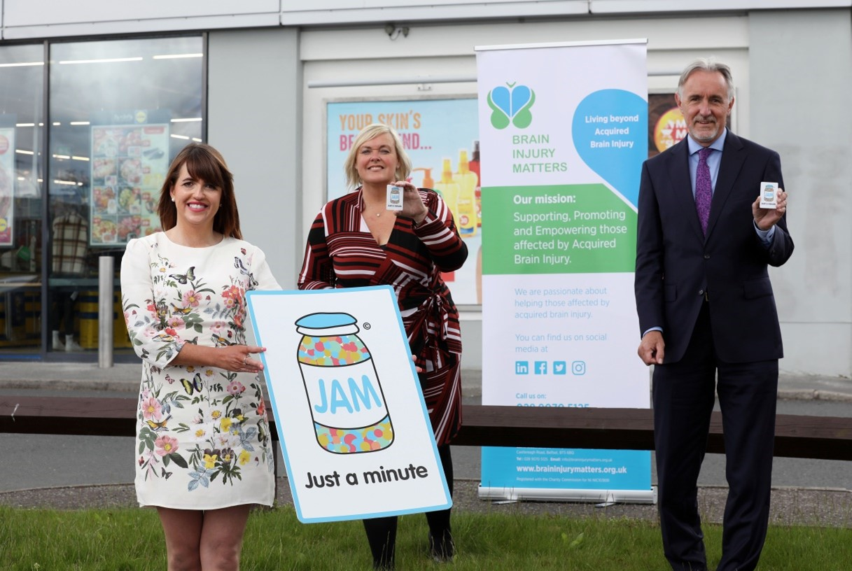 Brain Injury Matters supports JAM Card throughout Lidl stores in Northern Ireland