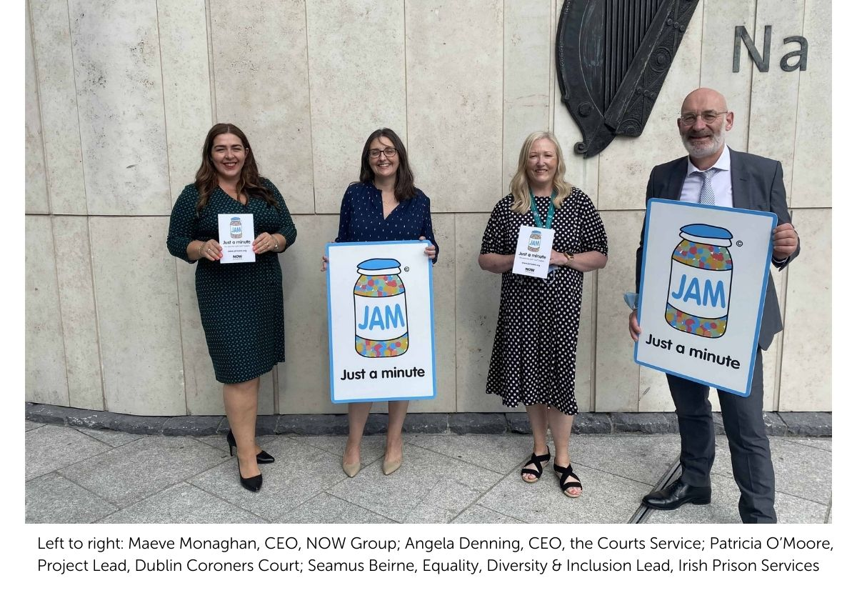 JAM Card in Republic of Ireland: spreading across the Justice sector
